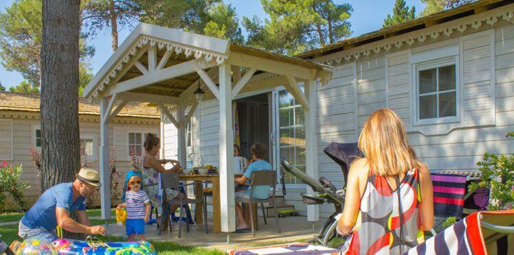 Vacances en camping, choisissez le type d'hébergement qui vous plaît !