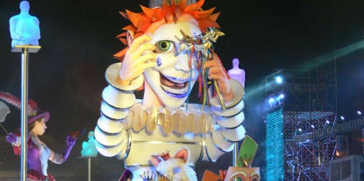 La saison des carnavals 2010 est lancée