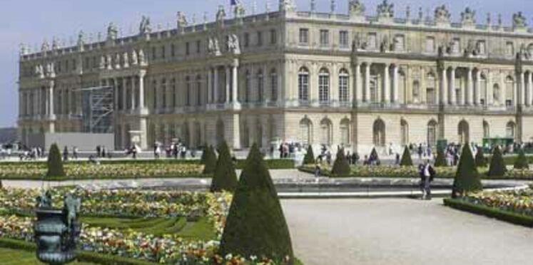Le château de Versailles, retour vers le futur