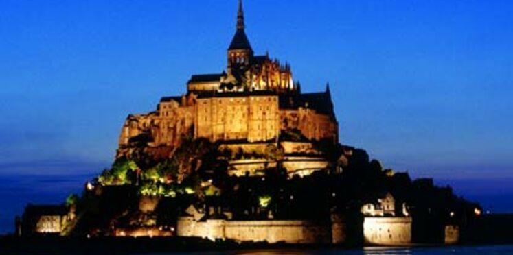 A l'ombre du Mont-Saint-Michel