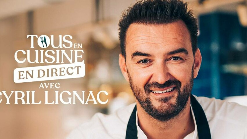 """""""Tous en cuisine"""" : le résumé des recettes de la semaine du 4 au 8 mai de Cyril Lignac"""