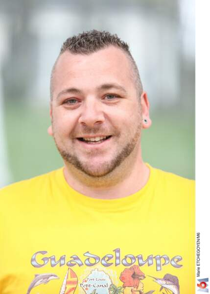 François, 36 ans, agent de sûreté, habitant au Havre.
