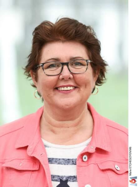 Béatrice, 53 ans, veilleuse de nuit à la Croix-Rouge, habitant à St-Jans-Cappel.