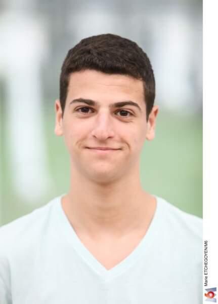 Lior, 17 ans, bachelier, habitant à Jérusalem.