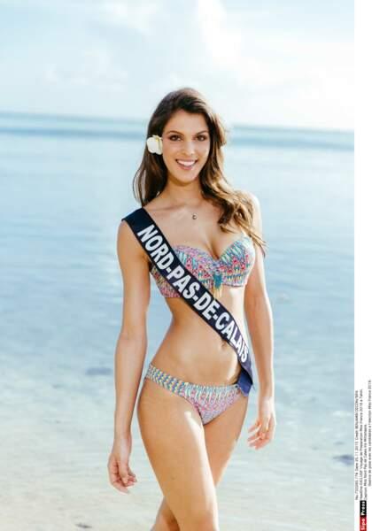 Miss Nord-Pas-de-Calais, Iris Mittenaere