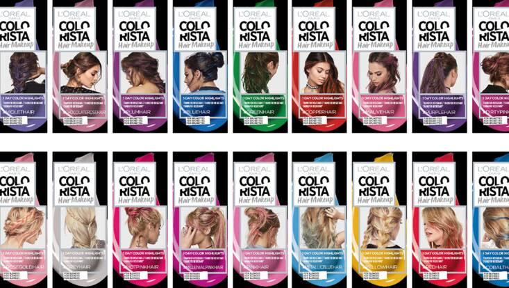 Colorista Hair Makeup, l'objet du délire par L'Oréal Paris