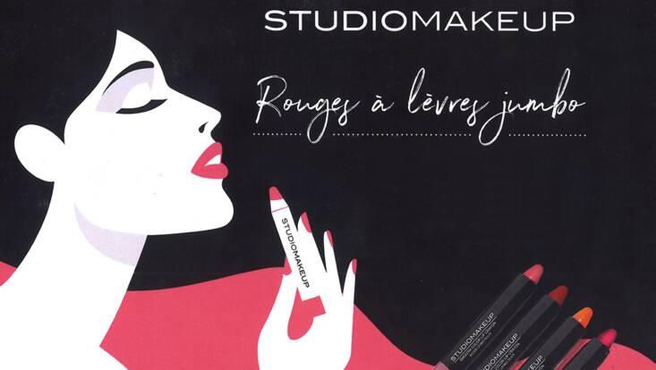 L'été sera pop avec le Jumbo StudioMakeup