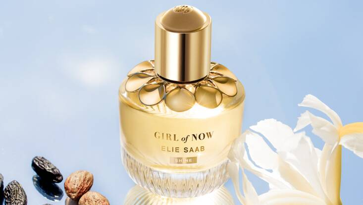 Girl Of Now Shine, le parfum étincelant d'Elie Saab