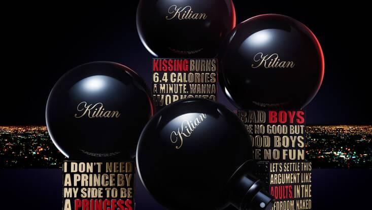 Les parfums Kilian embrasent Sephora