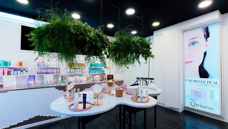 Qiriness ouvre son premier Pop-up store