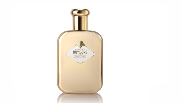 Goldmund, le nouveau parfum de l'officine Huygens