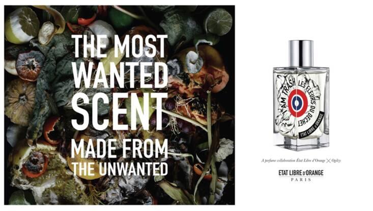 I Am Trash, le premier parfum issu des déchets de la parfumerie
