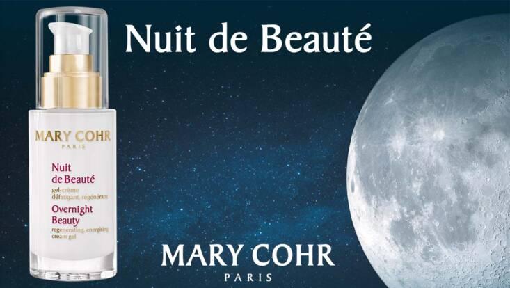 Toute la nuit pour être belle avec Mary Cohr