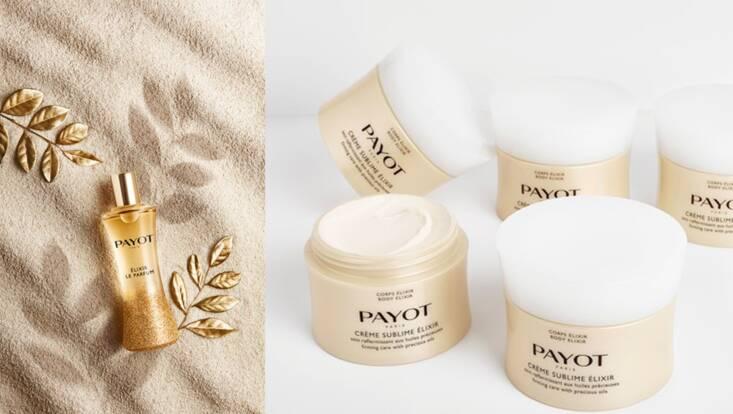 La gamme Élixir s'enrichit de deux nouveautés chez Payot