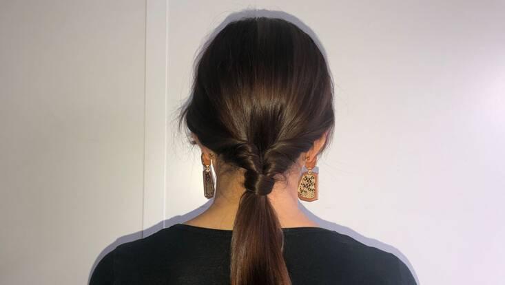 Tuto coiffure : comment réaliser une queue de cheval basse pour les fêtes
