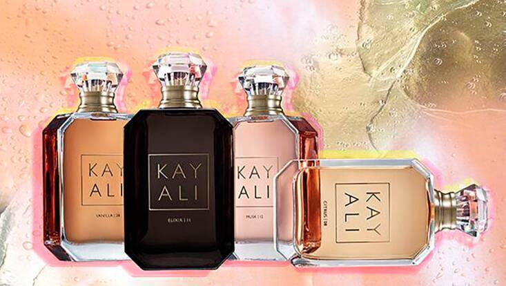 Kayali, des parfums à fortes personnalités