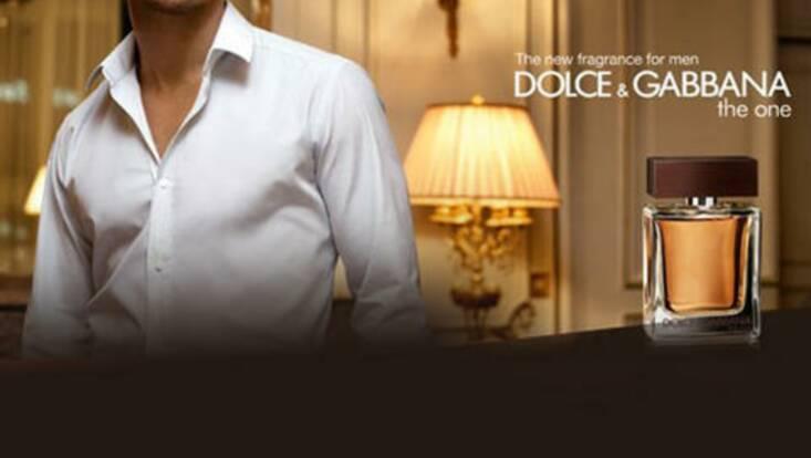 The One à l\'heure masculine par Dolce & Gabbana
