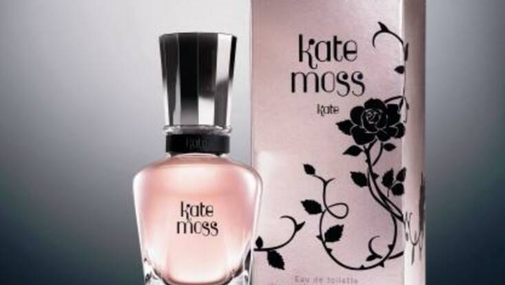 Kate, le parfum de Kate Moss arrive en France