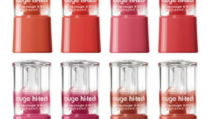 Rouge à lèvres virtuel par Bourjois