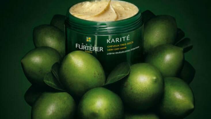 La gamme Karité de René Furterer se refait une beauté