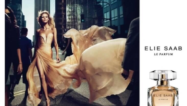 Elie Saab, de la couture au parfum