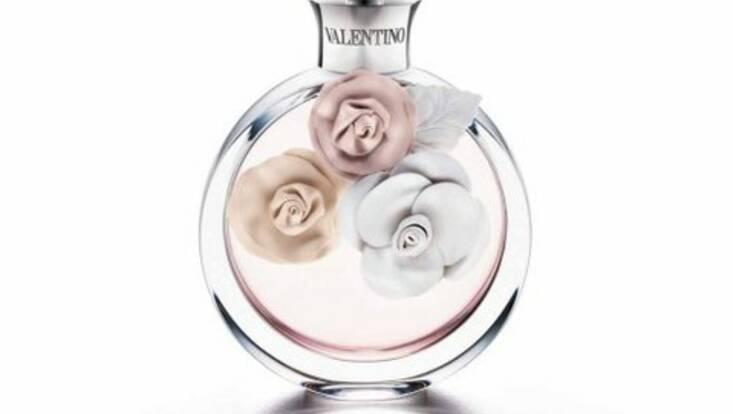 Valentina, le nouveau parfum de la Maison Valentino
