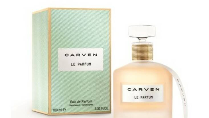 2013, LA grande année pour les Parfums Carven