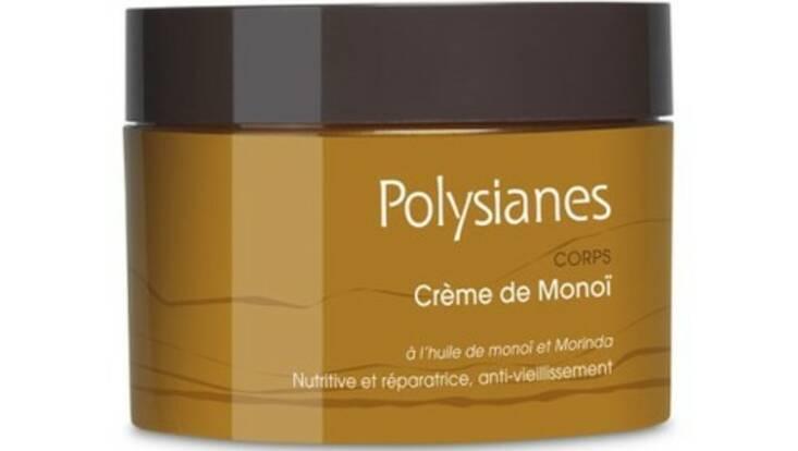 Crème de Monoï Polysianes, une promesse de soin et d'évasion