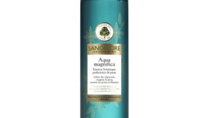 Une lotion de soin 3-en-1 chez Sanoflore