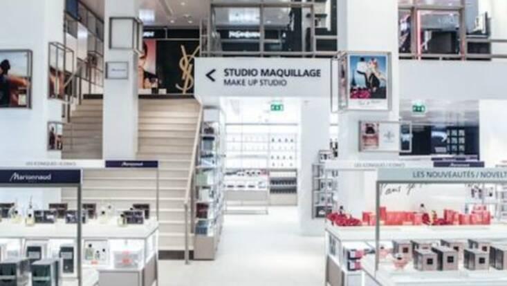 Redécouvrez le magasin Marionnaud des Champs-Elysées