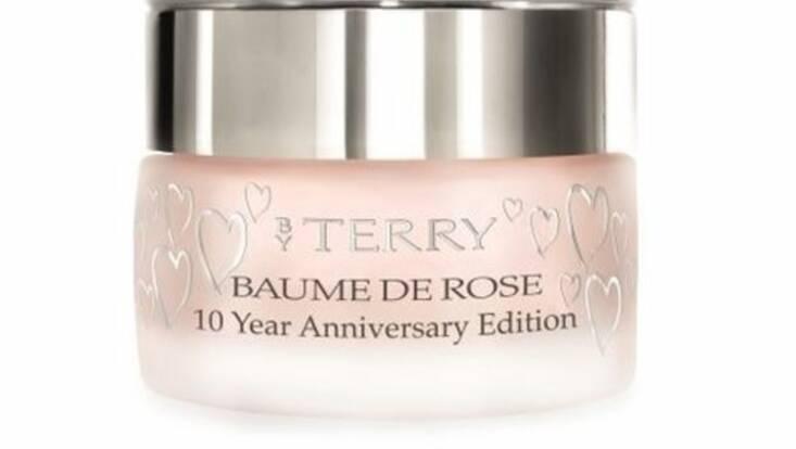 Le Baume de Rose By Terry fête ses 10 ans