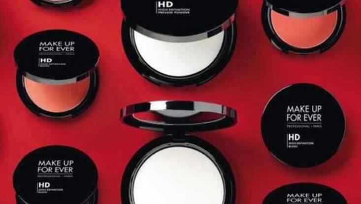 Quoi de neuf dans la gamme HD Make Up For Ever ?