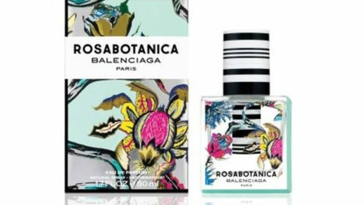 Rosabotanica, le nouveau parfum de Balenciaga