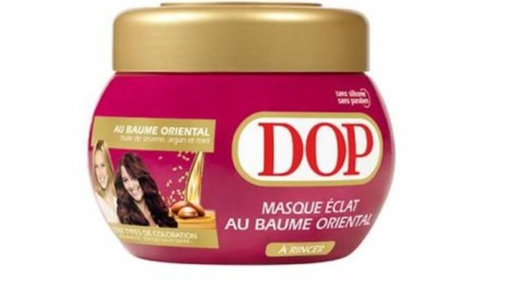 Un nouveau baume pour cheveux colorés par DOP
