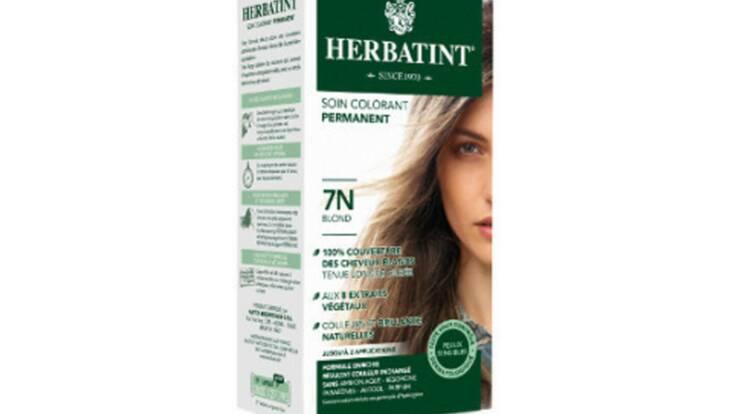 Un nouveau soin colorant permanent par Herbatint
