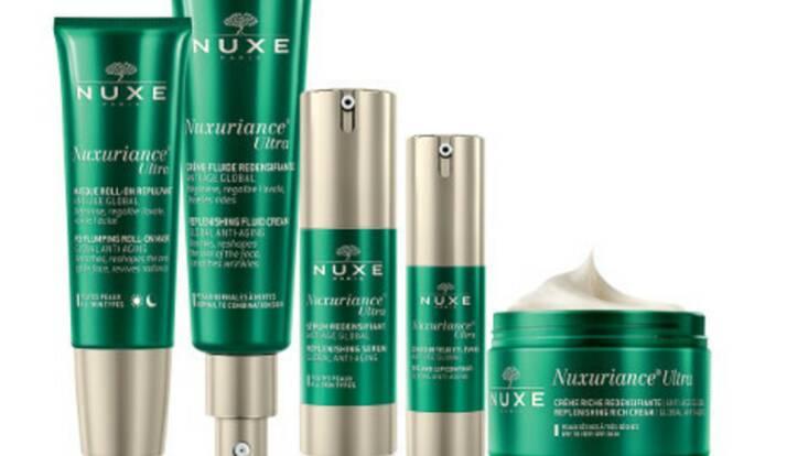 Nuxuriance Ultra, la nouvelle réponse anti-âge Nuxe