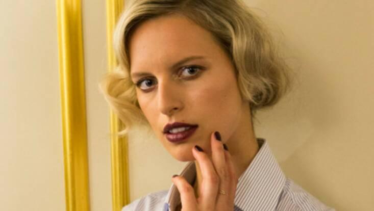 Revlon fait revivre la femme fatale des années 30
