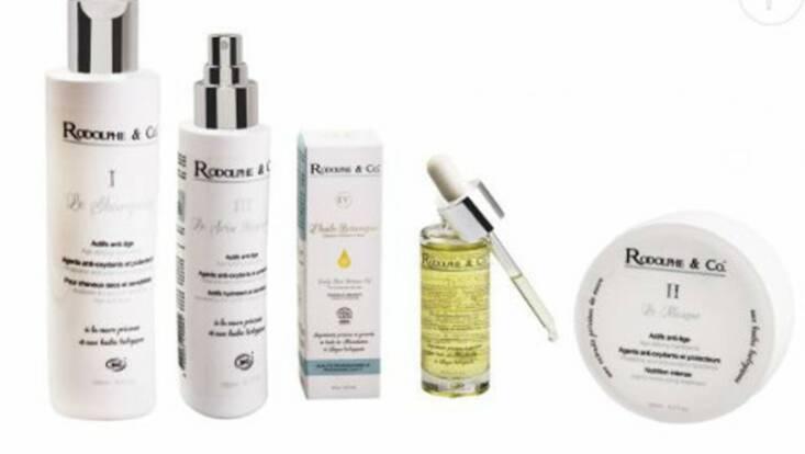 Rodolphe & Co soigne les cheveux fragiles et abîmés.