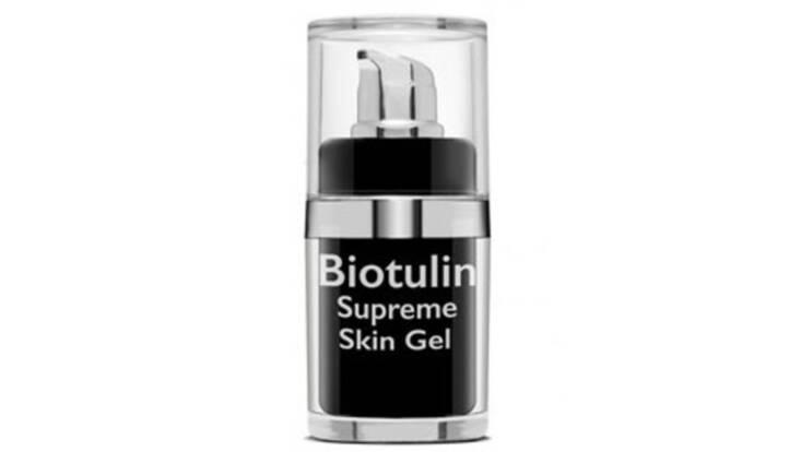 Biotulin, l'alternative bio à la toxine botulique