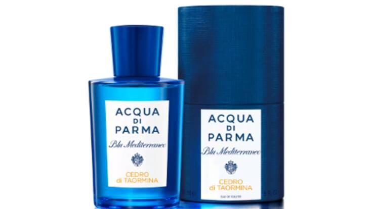 On adore... Cedro di Taormina d'Acqua di Parma