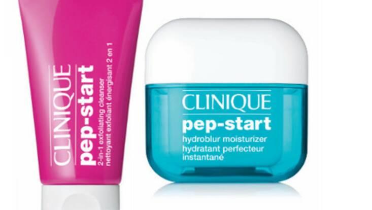 Du nouveau dans la gamme Pep-Start chez Clinique