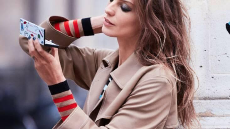 Sonia Rykiel signe une collection make-up avec Lancôme