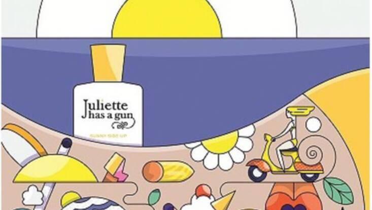 On adore... Sunny Side Up de Juliette Has a Gun