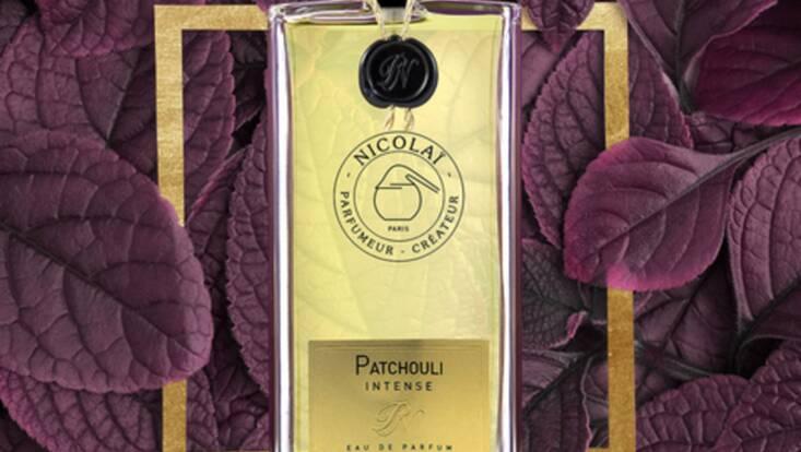 Nicolaï, parfums, patchouli & perfection