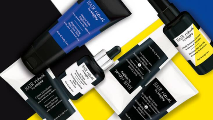 Avec Hair Rituel by Sisley, haircare is the new skincare