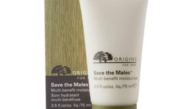 Save the Males, un soin visage complet pour homme