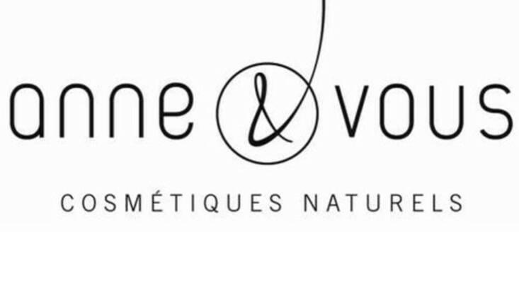 On adore...La ligne de cosmétiques naturels anne&vous