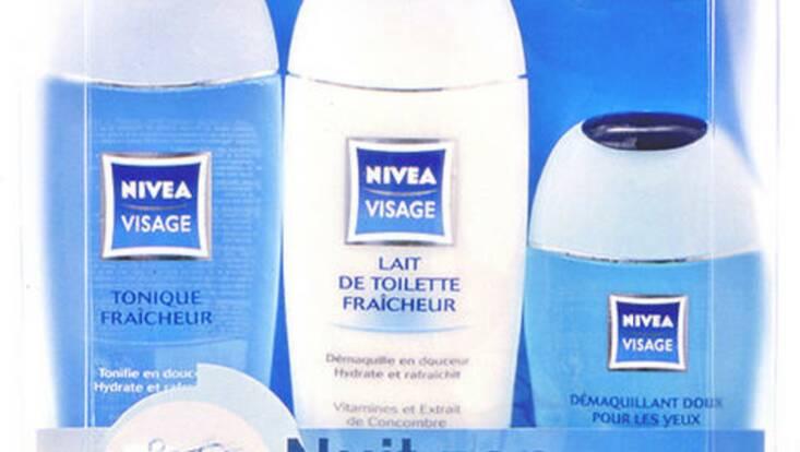 A chacune son kit de soins visage chez Nivea