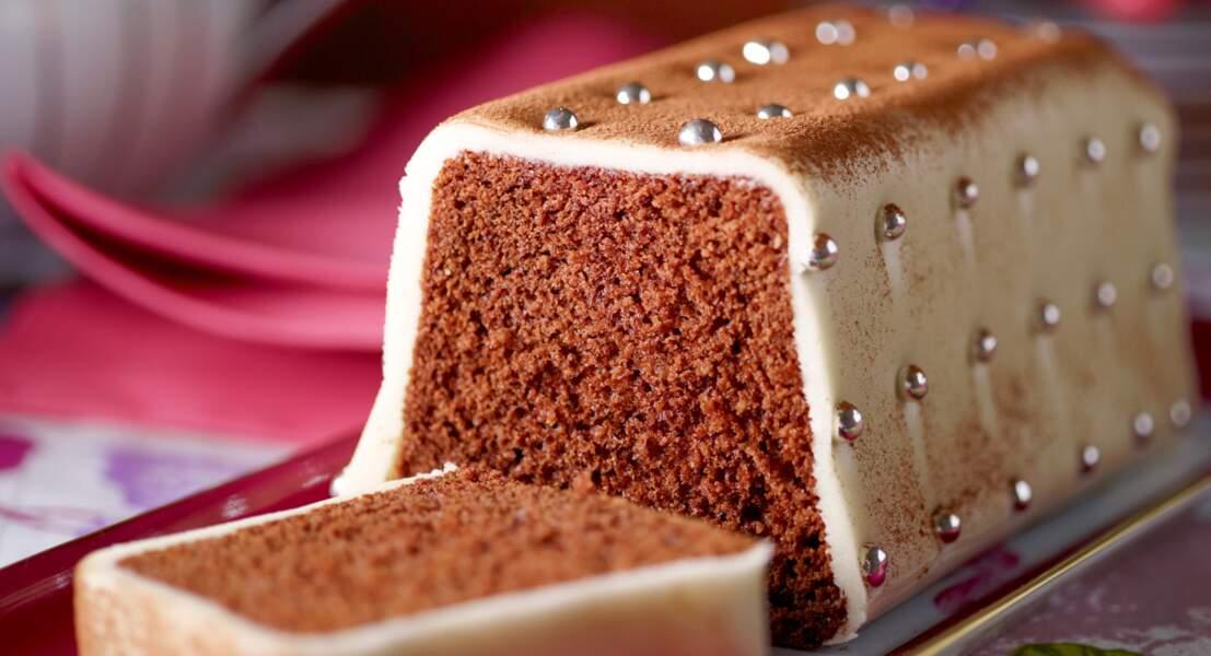 Cake capiton