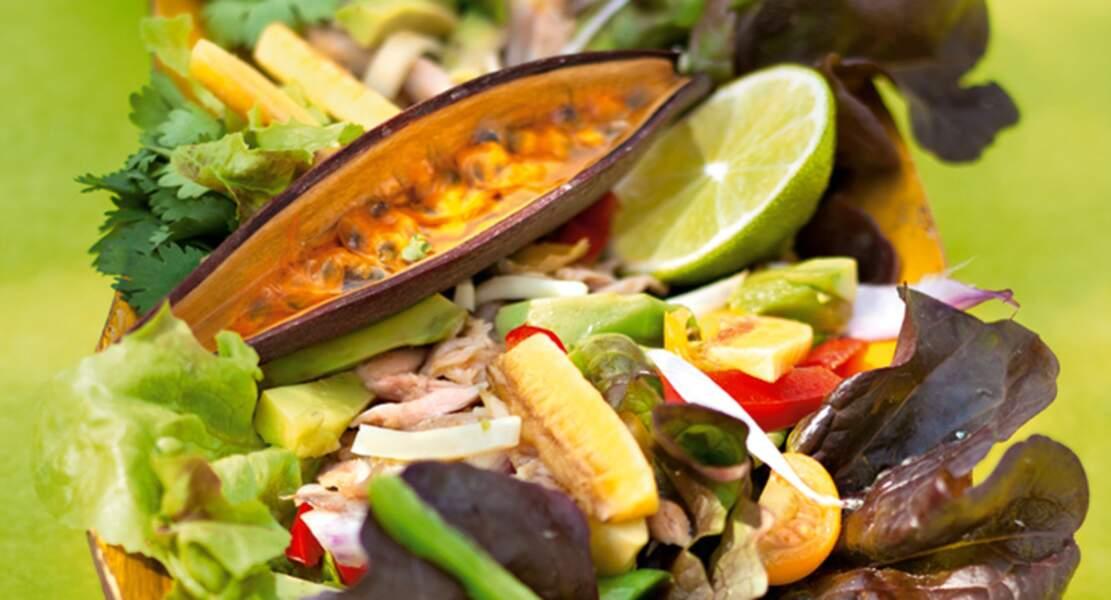 Salade du Brésil